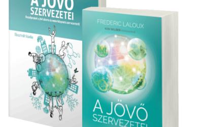 Frederic Laloux: A jövő szervezetei ajánló